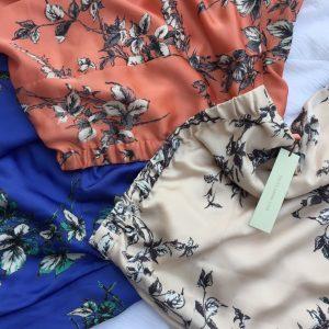 *春のトレンドスカート…